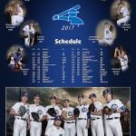 CAK BB Schedule 2017